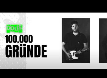 Musikvideo – DODS – 100.000 Gründe – Kaiserslautern Song