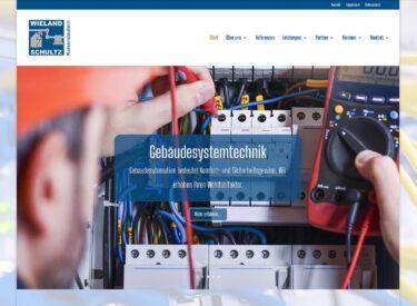 Wieland und Schultz KL – Homepage