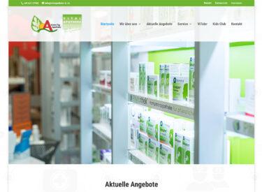 Vitalapotheke Kaiserslautern – Homepage